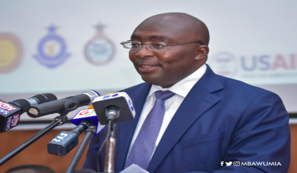 Vice President Bawumia launches Ghana's first Criminal Justice Case Tracking System