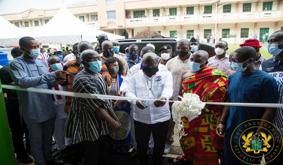 """More Progress, More Prosperity, More Development In My 2nd Term"" – President Akufo-Addo"