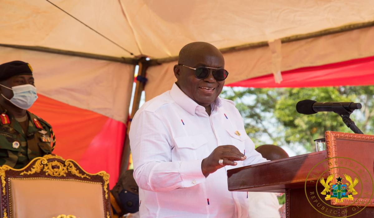President Akufo-Addo Declares Monday, 7th December, As A Public Holiday