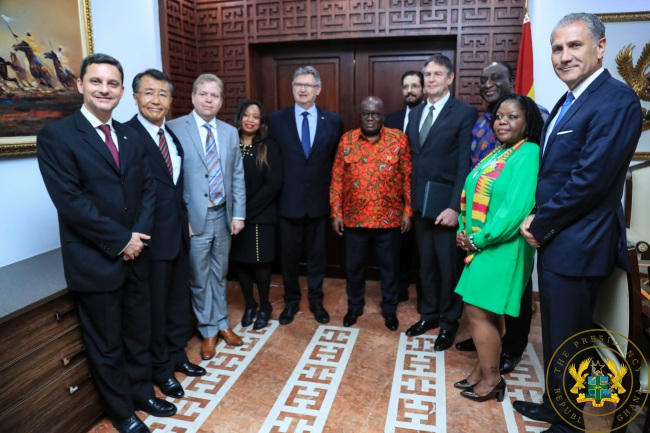 nissan signs mou with ghana to establish automotive manufacturing industry — president akufo-addo announces - akufo addo Nissan Group Africa - Nissan Signs MoU With Ghana To Establish Automotive Manufacturing Industry — President Akufo-Addo Announces