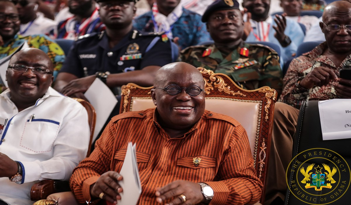 """There Will Be No Strife, Conflict After 7th December"" – President Akufo-Addo To John Mahama"