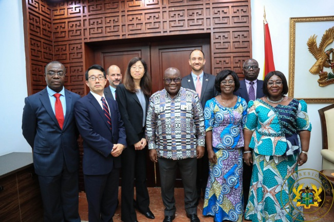 ghana receives another compact program from millennium challenge corporation - akufo addo mcc - Ghana Receives Another Compact Program From Millennium Challenge Corporation