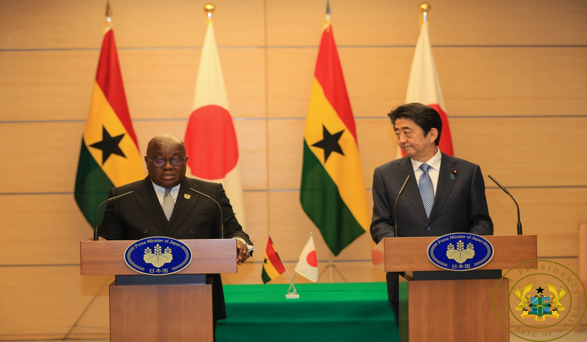 Ghana Receives $57 Million Japanese Grant For N8 Road Rehabilitation