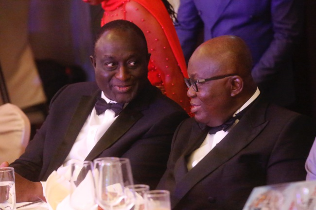 No More High Public Debts, High Fiscal Deficits, Rapidly Depreciating Currency & Erratic Power Supply In My Government - akufo addo with alan - No More High Public Debts, High Fiscal Deficits, Rapidly Depreciating Currency & Erratic Power Supply In My Government