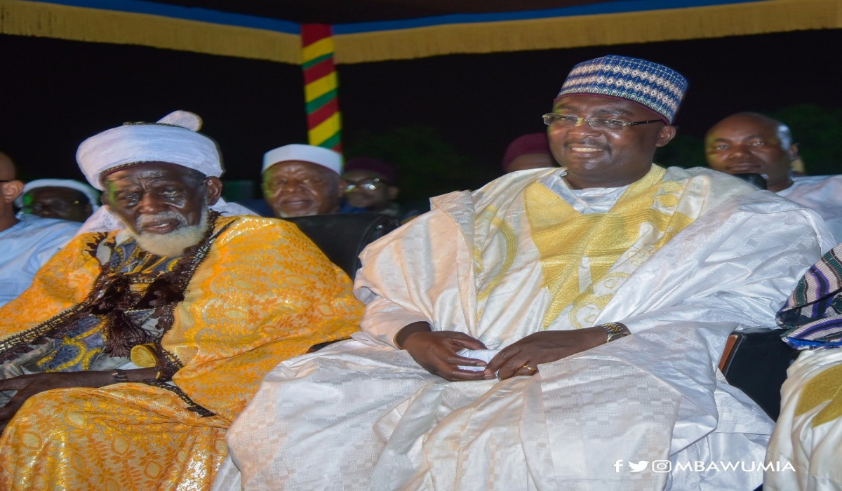 National Chief Imam Honours Vice President Bawumia
