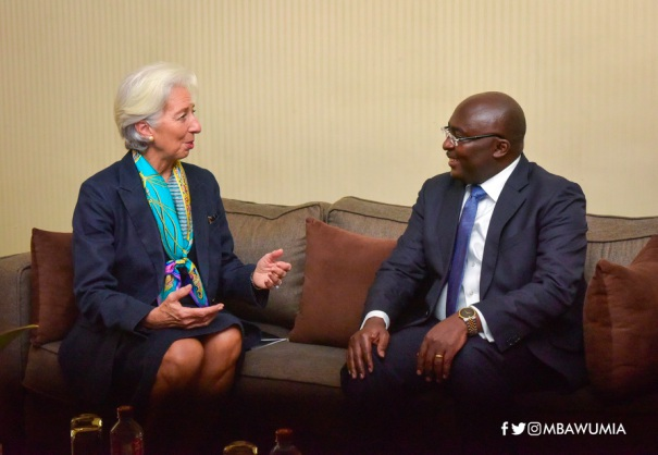 We Are Putting Ghana In Position To Take Advantage Of 4th Industrial Revolution — Vice President Dr. Bawumia - bawumia imf - We Are Putting Ghana In Position To Take Advantage Of 4th Industrial Revolution — Vice President Dr. Bawumia