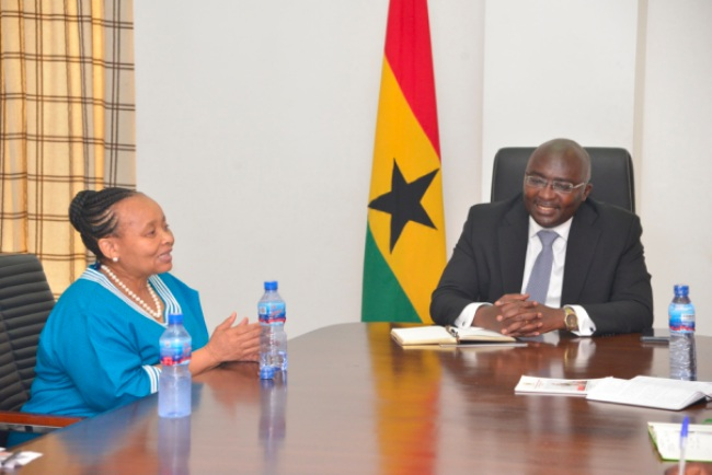 South Africa Satisfied With Ghana's Digital Address System & Ready To Learn From It — Ambassador Tells Dr. Bawumia - bawumia south africa - South Africa Satisfied With Ghana's Digital Address System & Ready To Learn From It — Ambassador Tells Dr. Bawumia