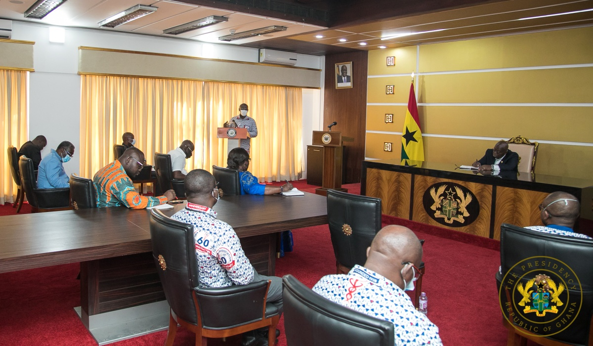 "Covid-19: Ghana Medical Association Applauds President Akufo-Addo For ""Bold Decisions"" Taken"