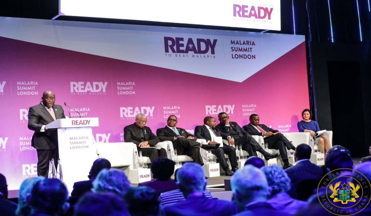 """Ghana Stands Ready To Beat Malaria"" – President Akufo-Addo"