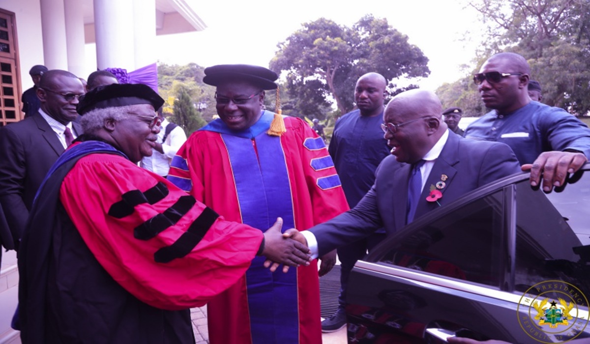 """Pray For & Support My Government To Succeed"""" – President Akufo-Addo"""